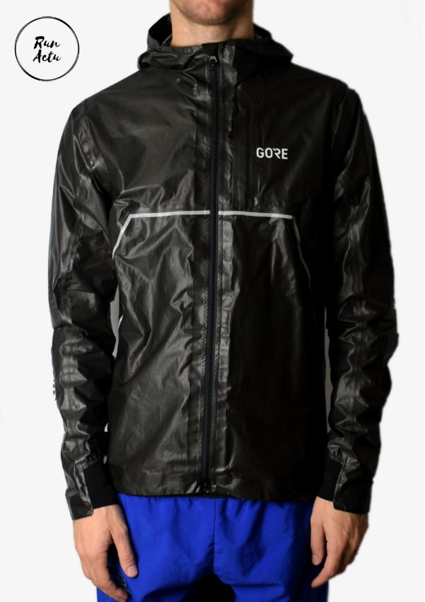 veste gore wear impermeable