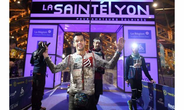 Résultat SaintéLyon 2019, Cédric Fleureton remporte une 66ème édition difficile!