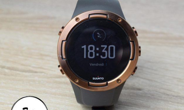Test suunto 5, une montre multisport de très bonne facture à un prix abordable