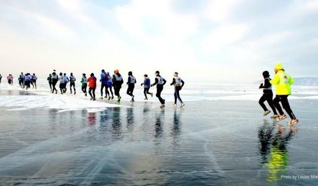 Présentation Marathon Lac Baikal; sans aucun doute un des plus durs marathons qu'il est possible de trouver.
