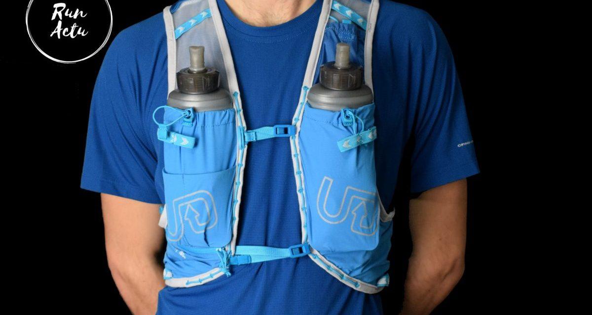 Test Ultra Vest 5.0, le sac de trail de chez Ultimate Direction, un véritable bijou d'efficacité!