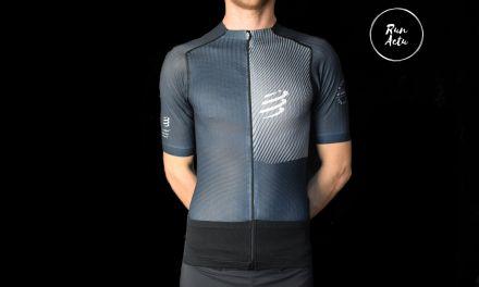 Test t-shirt Compressport trail Postural SS : un support postural intégré grâce à la TECHNOLOGIE «spin control»
