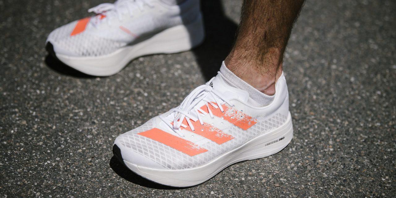 Présentation – Test Adidas Adios Pro, la nouvelle bombe de la marque aux trois bandes