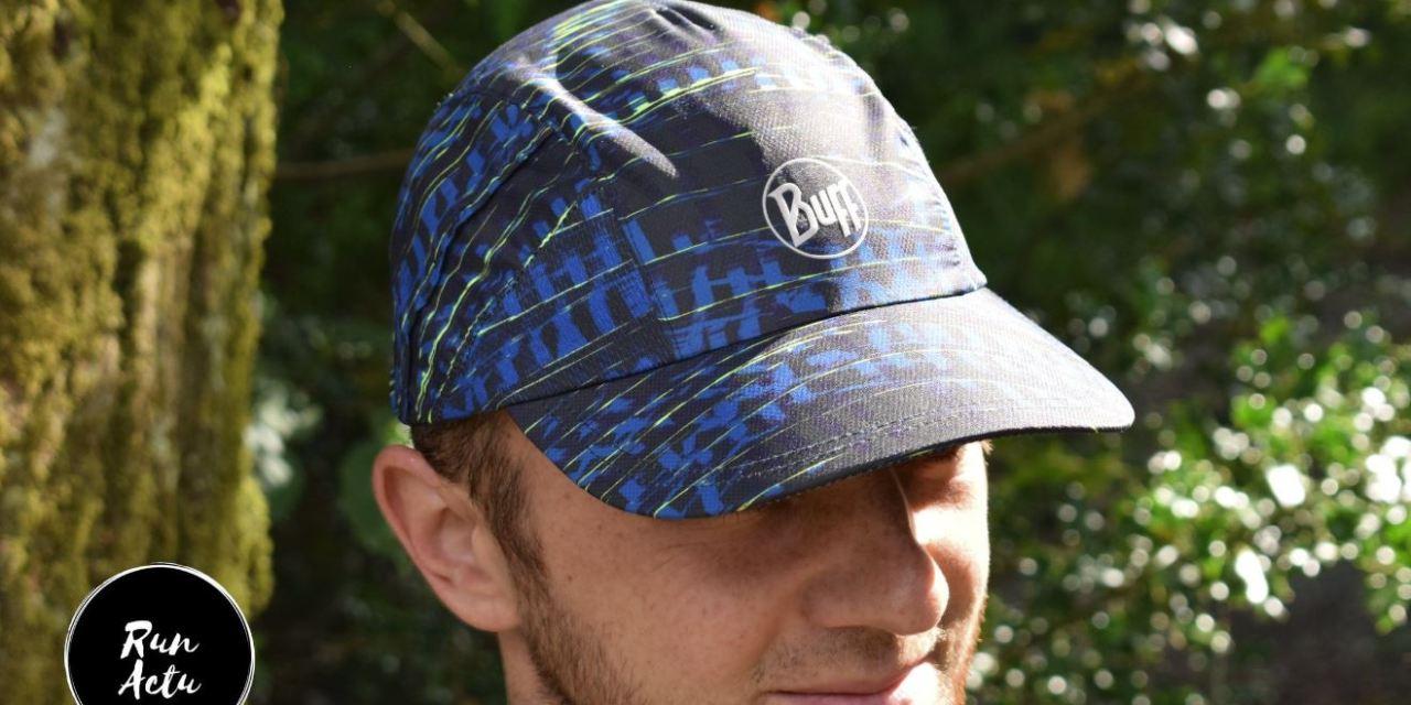 Test casquette running Buff : une protection optimale sous un design sympathique