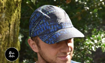 Test casquette running Buff : une protection optimale sous un design sympathique