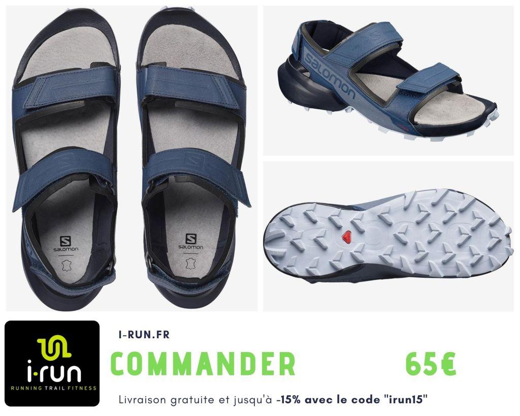 sandales salomon