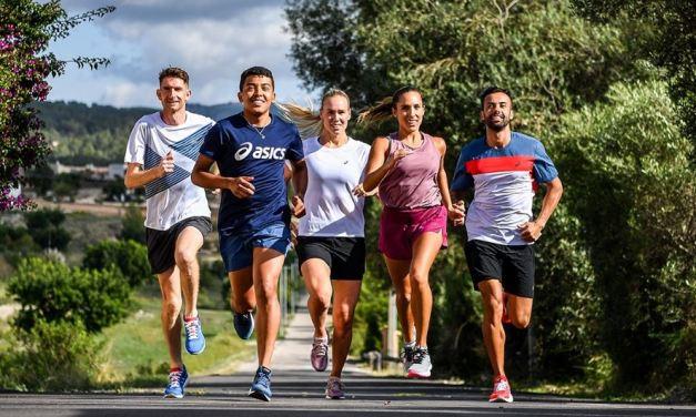 Asics renforce son engagement au près des coureurs de tous niveaux avec diverses actions