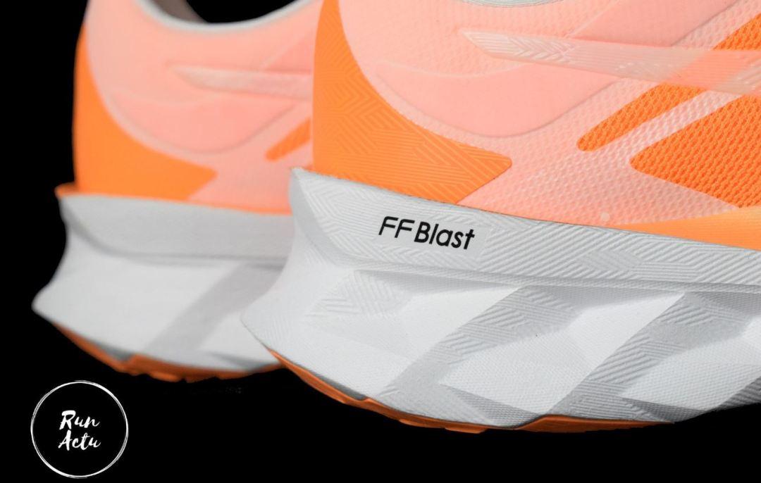 test asics novablast ffblast