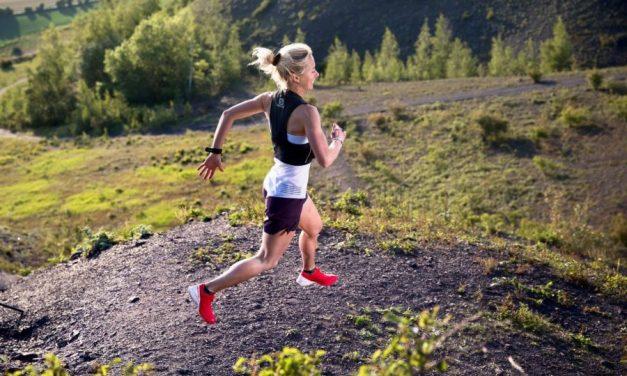 Elise Delannoy, réalise une grosse performance sur sa tentative de record des 24h de D+