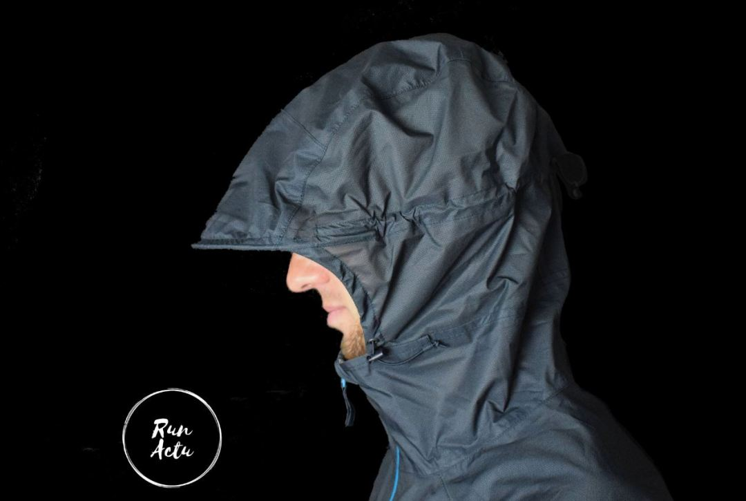 capuche ultra jacket 2 veste imperméable Ultimate direction