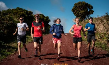 Résultats de la FInale des Golden Trail Series, Maud Mathys et remportent le prologue.
