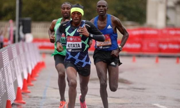 Résultats Marathon Londres 2020, à la surprise générale Eliud Kipchoge battu! Victoire de Kitata en 2h05'41