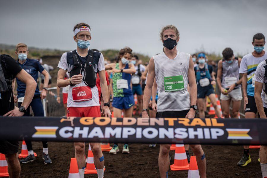 podium golden trail championship