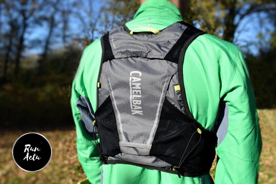 Test sac CamelBak Ultra-Pro, un rapport qualité-prix excellent. Un sac idéal pour les trails courts mais pas que!