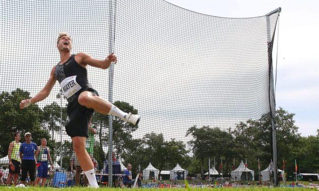 Kevin Mayer qualifié pour les Jeux Olympiques de Tokyo