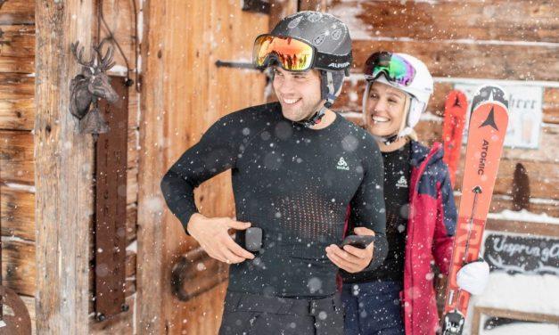 Odlo i-thermic, la marque remporte un nouveau prix ISPO dans la catégorie innovation avec son T-shirt technique.