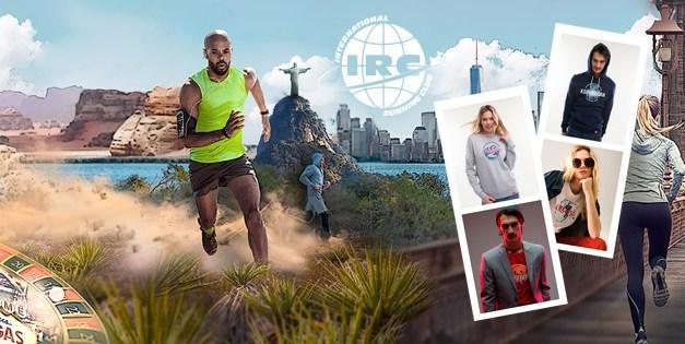 International Running Club, la première marque lifestyle running vient d'ouvrir son e-shop.