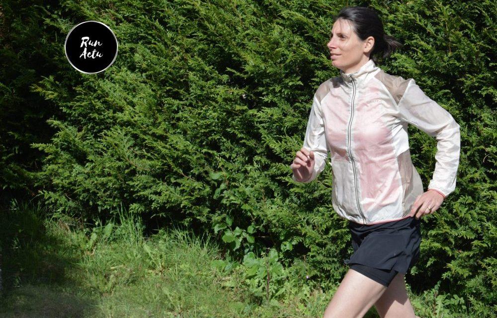 Craft Hypervent, une tenue running féminine idéale pour l'été. Découvrez la jupe Craft.