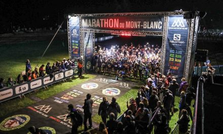 Live 90km Mont Blanc, suivez la course en direct toute la journée.