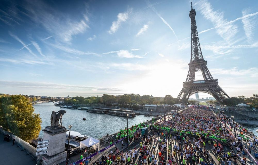20 km Paris, après de nombreuses épreuves virtuelles, le très populaire 20km de Paris va voir lieu le 10 octobre
