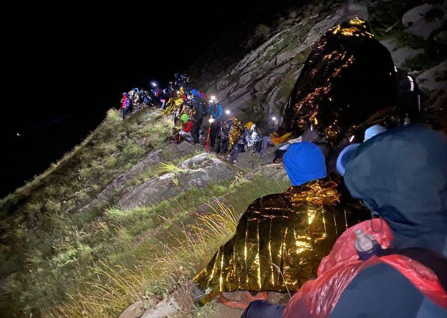 Vidéo TDS 2021 par François de la Planète Trail: «une aventure tristement inoubliable».