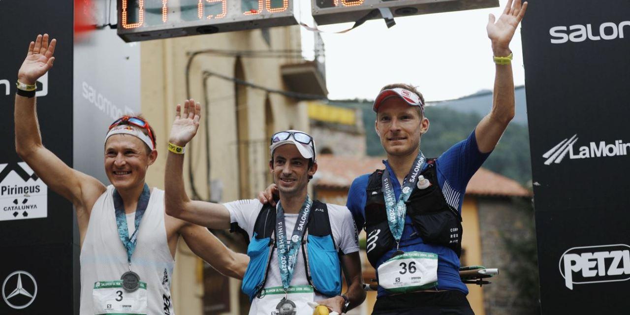 Matériel Kilian Jornet, découvrez l'équipement du roi du trail lors de l'ultra Pirineu.