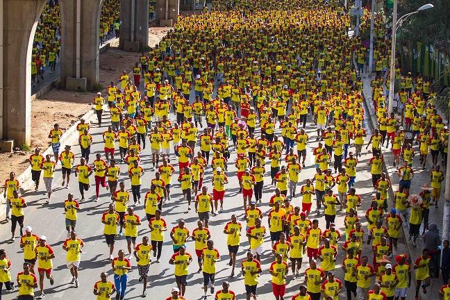 Great Ethiopian Run – 17 Nov 2019 – Run Africa Ethiopia