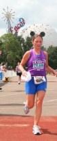 2005 Walt Disney World Triathlon: The race that got Gail hooked on running Disney.
