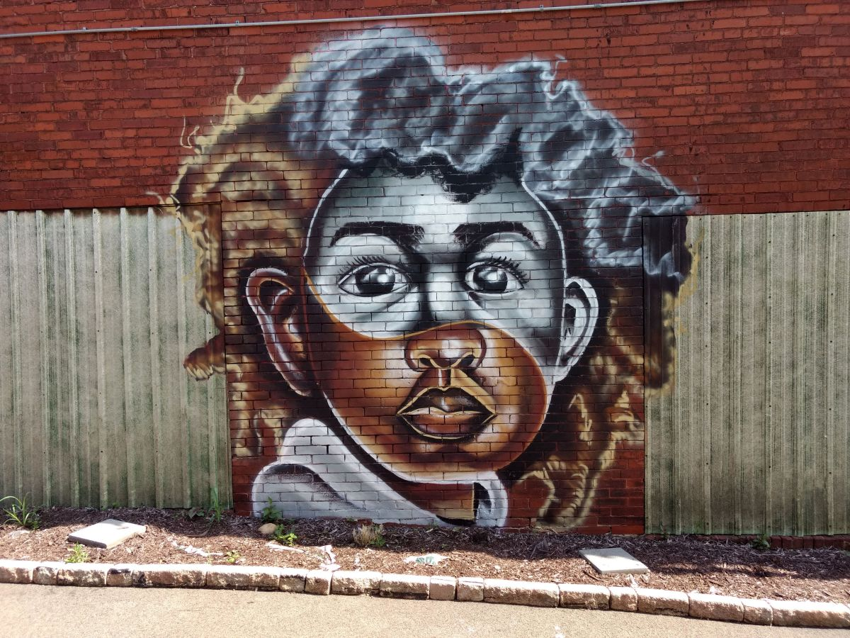 Homewood Murals, Alleys and Memorials
