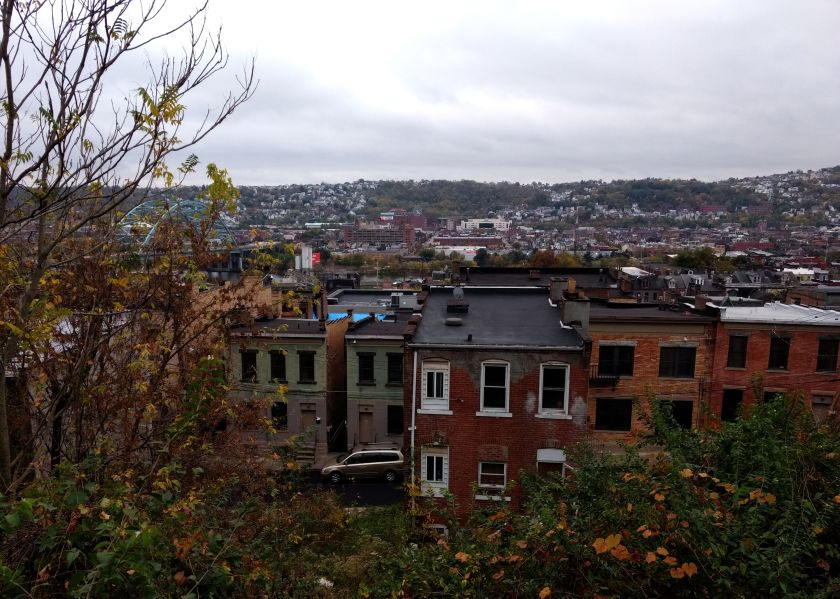 View From Wyandotte
