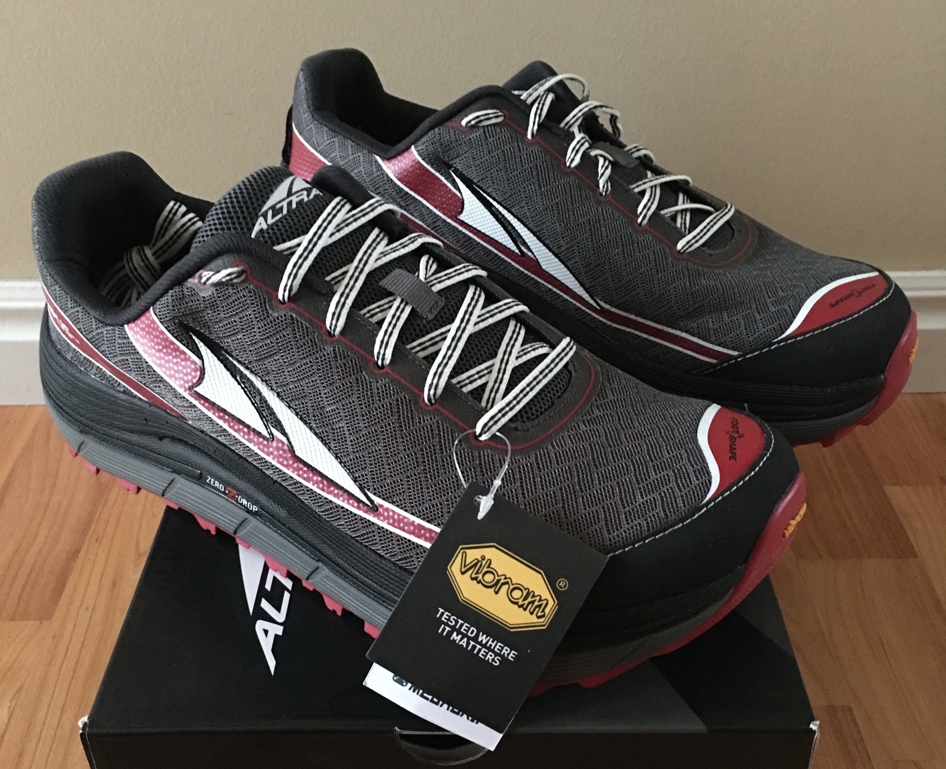 Product Review - Altra Olympus 2.0