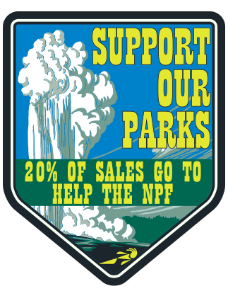 Headsweats National Park Week Badge