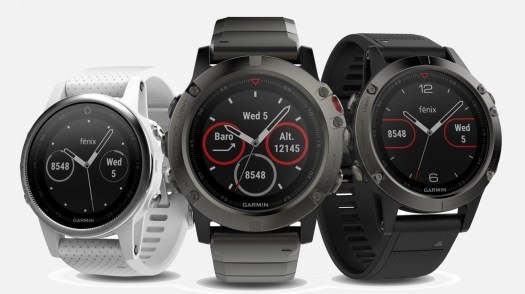 Garmin Fenix 5 Watch Family