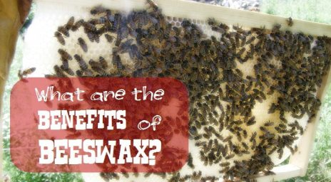 what are the benefits of beeswax