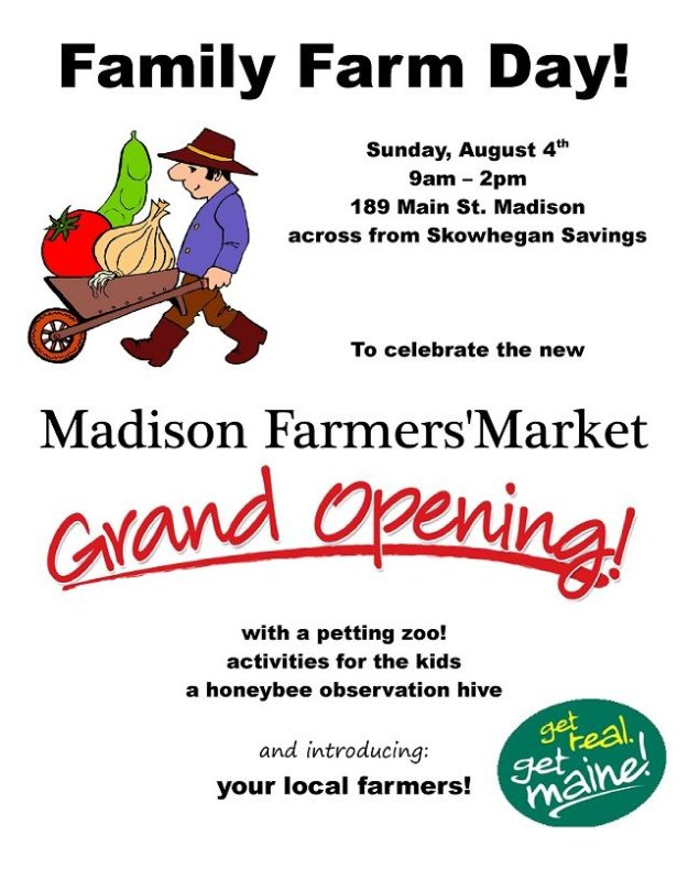 madison farmers market