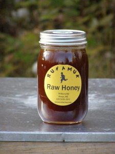 dark fall honey