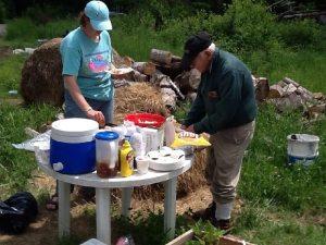 somerset beekeepers open hive