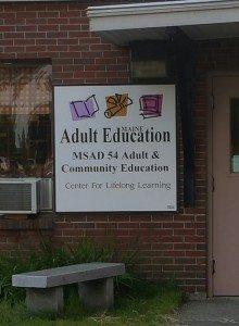 adult education center