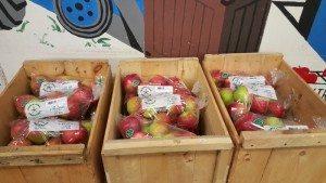 3lb bagged apples