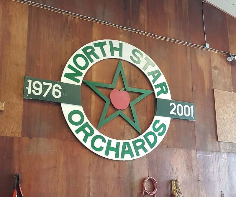 At North Star Orchards