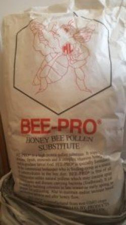 Bee Pro Pollen Substitute