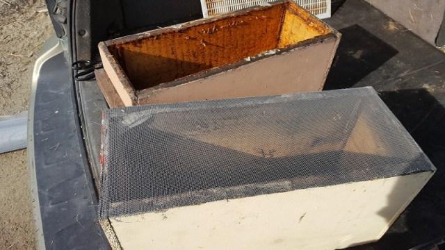 ventilated nuc box
