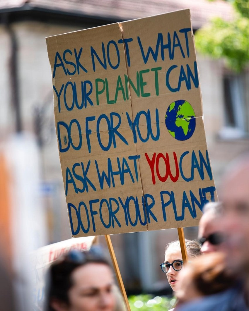 what can you do for your planet