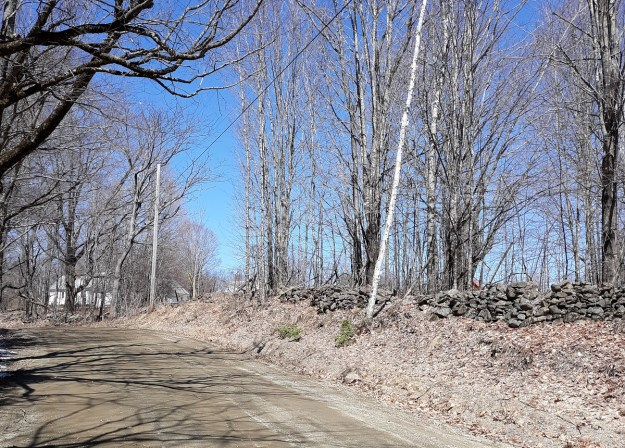 stonewall on the backroads of maine