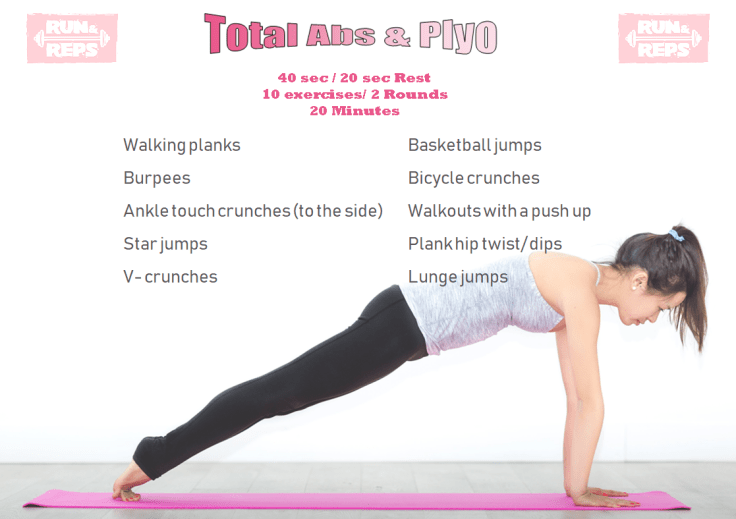 Total abs and plyo