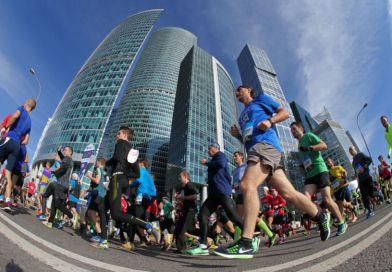 На Московском марафоне установлен новый рекорд