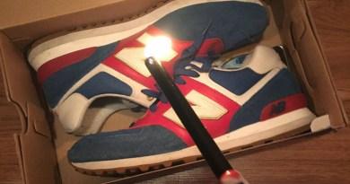 Reebok предлагает кроссовки тем, кто избавился от New Balance