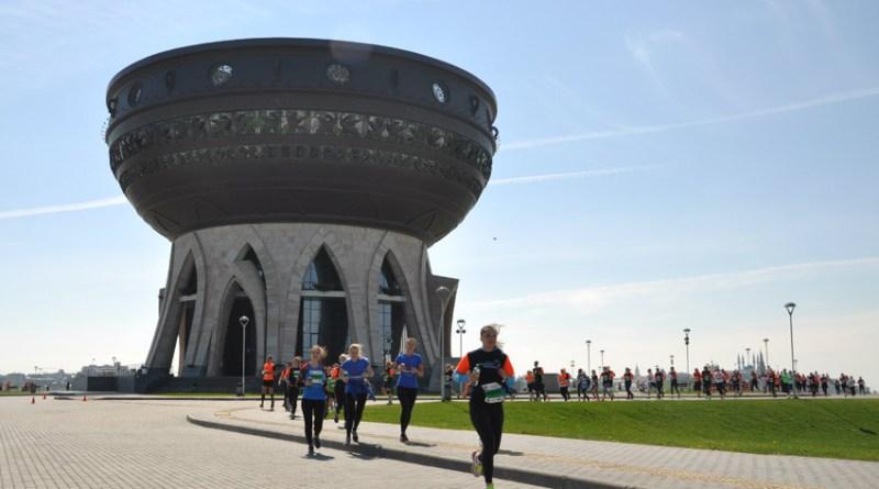Дарим скидку на Казанский марафон