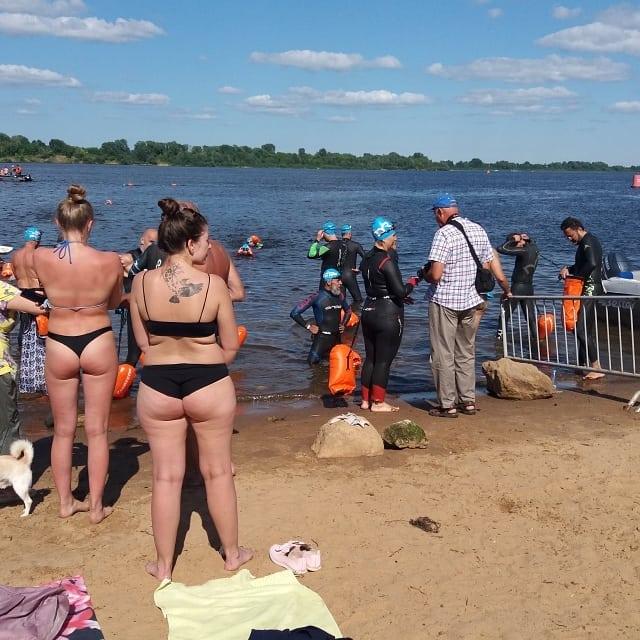 10 фотографий с Volga Swim 2018