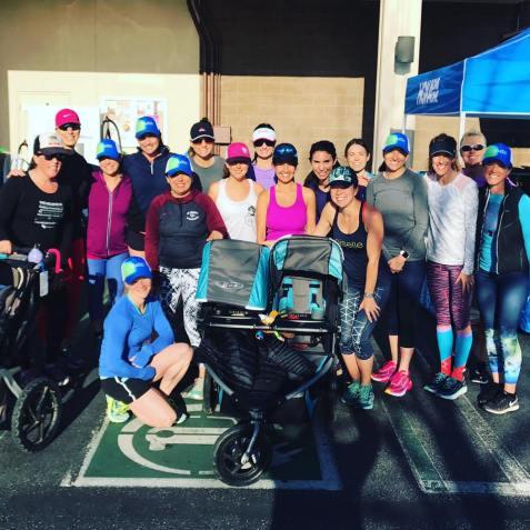 Group run SIB meet-up